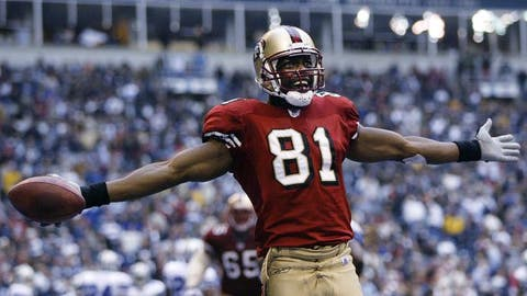 Terrell Owens -- Wide receiver