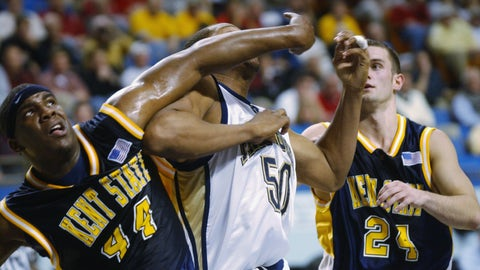 Antonio Gates: Basketball