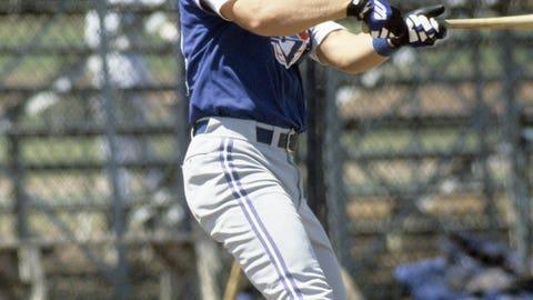 Chris Weinke: Baseball