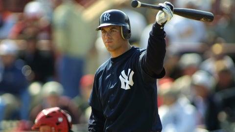 Drew Henson: Baseball