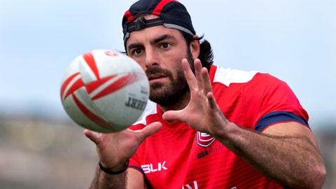 Nate Ebner: Rugby