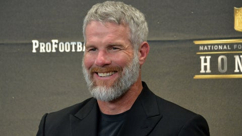 Favre today