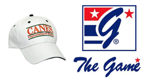 (2) The Game hats