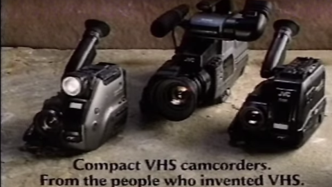 (6) The camcorder