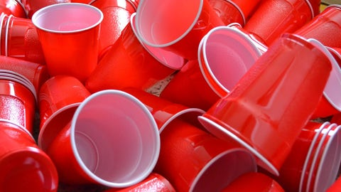 (9) Red Solo Cup(s)