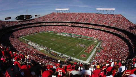 Kansas City Chiefs -- Arrowhead Stadium