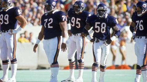 Defense/Special teams: Chicago Bears (1985)
