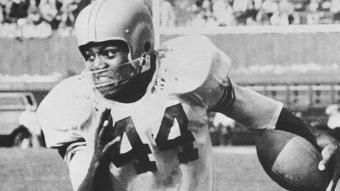 Jim Brown -- Syracuse Orange