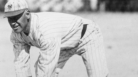 Jim Thorpe -- New York Giants