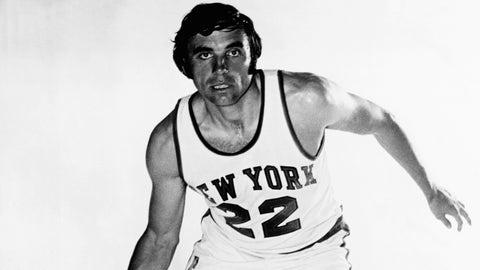 Dave DeBusschere -- New York Knicks