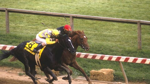 Sunday Silence vs. Easy Goer
