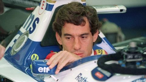 Remembering Ayrton Senna