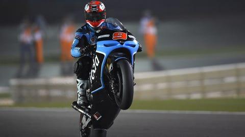 Photos: MotoGP action at Losail Circuit