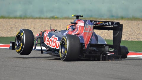 Photos: How to lose the Chinese GP