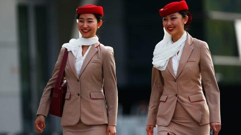 Photos: Chinese GP paddock girls