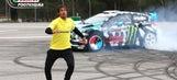 Video: Soccer ace Neymar Jr takes on rally star Ken Block in an epic game of Footkhana