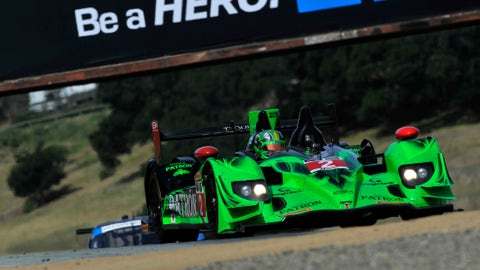 Photos: Saturday action from Laguna Seca