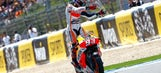 Marquez wins Spain MotoGP for fourth win in four races