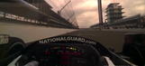 IndyCar video: Graham Rahal on-track action with Google Glass