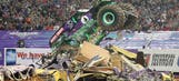 Photos: High-flying Monster Jam freestyle in Atlanta