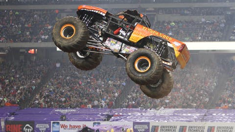 Monster Jam Freestyle in Atlanta: El Toro Loco®