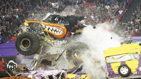 Monster Jam Freestyle in Atlanta: Monster Mutt® Rottweiler