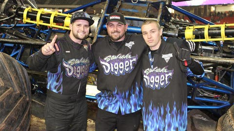 Monster Jam Freestyle in Atlanta: Son-uva Digger®