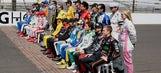 Photos: 2014 Indianapolis 500 starting lineup