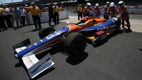 Photos: 98th running of the Indianapolis 500