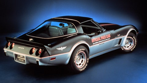 Indy 500 1978 Chevrolet Corvette Pace Car
