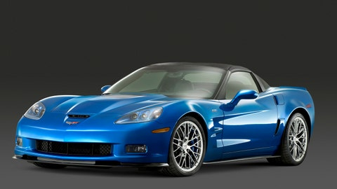 2008 Chevrolet Corvette ZR1