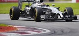 Button expecting more progress after surprise fourth in Montreal