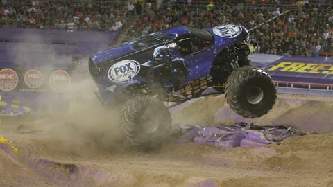 Monster Jam World Finals XV in Las Vegas: Cleatus