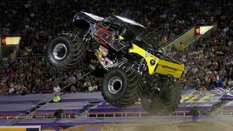 Monster Jam World Finals XV in Las Vegas: Titan
