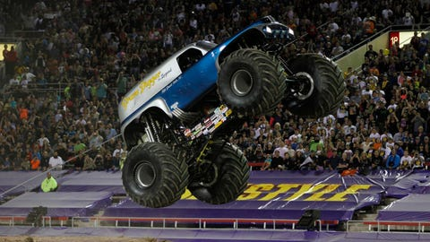 Monster Jam World Finals XV in Las Vegas: Grave Digger The Legend®