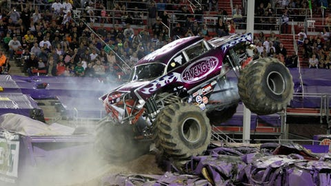 Monster Jam World Finals XV in Las Vegas: Avenger