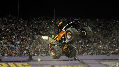Monster Jam World Finals XV in Las Vegas: El Toro Loco®