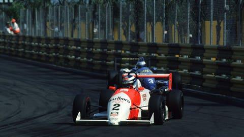 Photos: From rookie to legend - Michael Schumacher's racing career