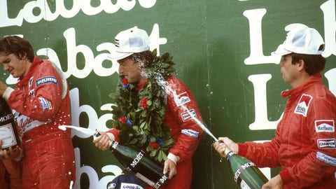 Gallery: American F1 drivers through the years
