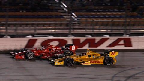 IndyCar photos: Iowa Corn Indy 300