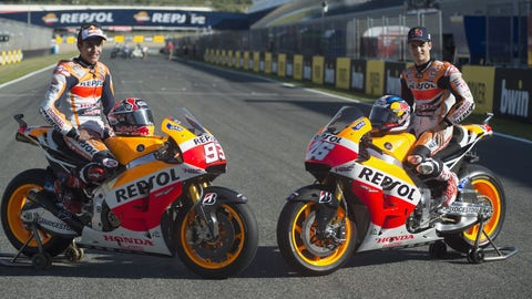 MotoGP gallery: 20 years of Repsol Honda