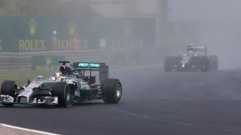 Photos: Formula 1 Hungarian Grand Prix