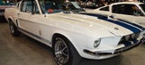 Reno: 50 years of the Mustang celebrated at Barrett-Jackson (Photos)