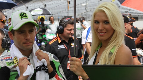 MotoGP: From the grid - girls of Indianapolis