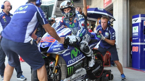 MotoGP paddock pass: Red Bull Indianapolis Grand Prix