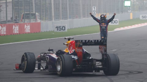Photographic history of Red Bull Racing