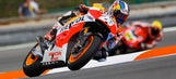 Pedrosa wins MotoGP race at Brno, Marquez's streak ends at 10