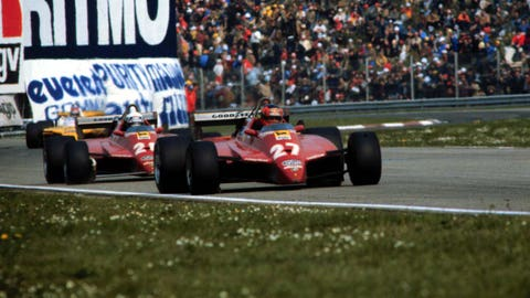 Formula One's greatest rivalries