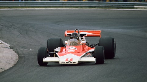 Happy Birthday to James Hunt, one of F1's greatest personalities
