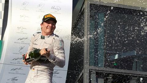Hamilton v. Rosberg 2014
